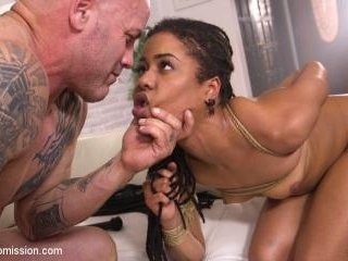 No Quit Approach: Kira Noir gets motivational fuck