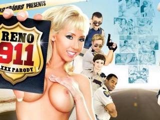 Reno 911 - A XXX Parody