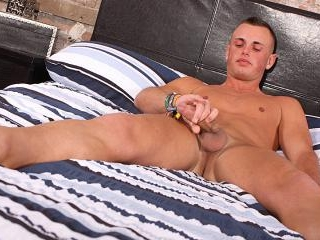 Sexy Smooth Stroking Ryan - Ryan Bidson