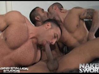 Sexo En Barcelona - Raging Stallion