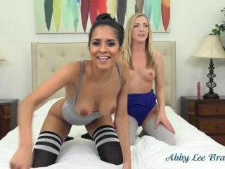 Abby Lee Brazil and Karla Kush LIVE