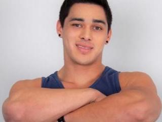 Darren Ramos in the Gym