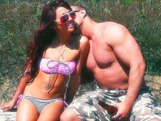 Nikki Lips Fucked on the Beach
