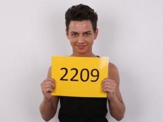 CZECH GAY CASTING - DANIEL (2209)
