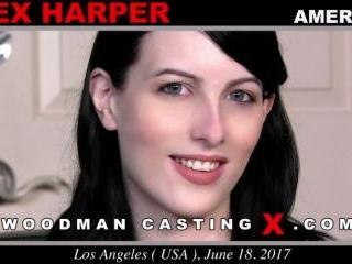 Alex Harper casting