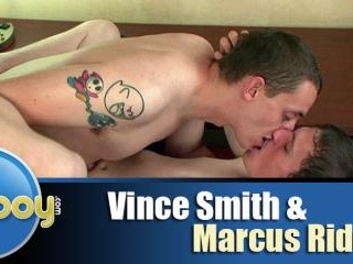 Vince Smith & Marcus Rides