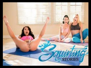 Squirting Stories Volume Two: Wet Yoga