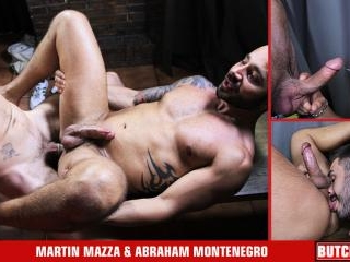 Martin Mazza, Abraham Montenegro