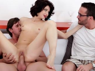 Slim lina arian gets in the ass anally on ass traffic 5
