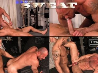 Sweat: Scene 2: Alex Graham & Matt Stevens
