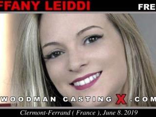 Tiffany Leiddi casting