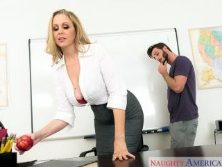 My First Sex Teacher - Julia Ann & Lucas Frost
