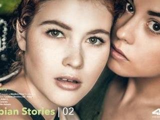 Lesbian Stories Vol 2 Episode 2 - Racy