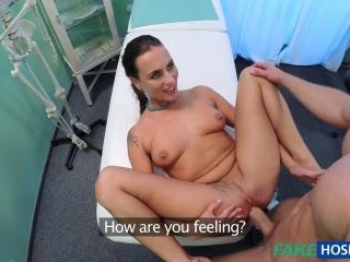 She Fucks All Our Patients!
