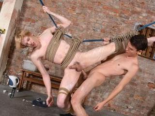 Johannes Gets It Rough! - Johannes Lars & Titus Sn