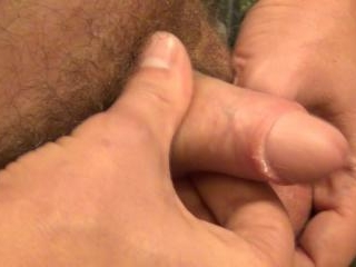 Stud wants to share his smelly and unwashed bottom