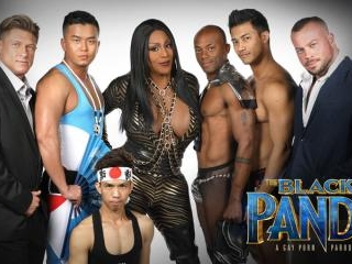 BLACK PANDA EPISODE 1 - T\'BALLA GOES BALLS DEEP