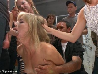 Folsom Street Spectacle! The ultimate humiliation