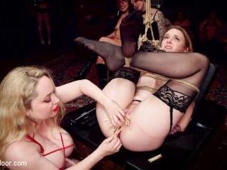 Anal Sluts Subjugated at BDSM Swinger Orgy