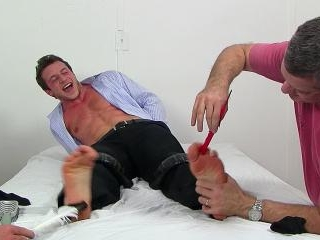 Kenny\'s First Tickle Scene - Kenny
