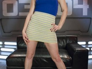 Cici shows us the power of her orgasms from ass &