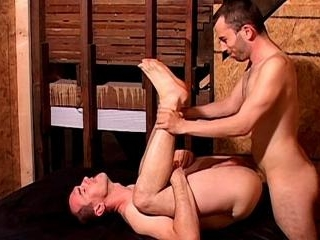 Hairy Man Ass Fucked Deep - Dietrich Fyrus & Mason
