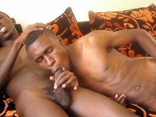 Tasty African Cock