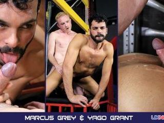 Marcus Grey & Yago Grant