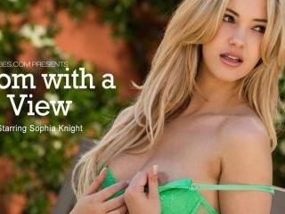 Sophia Knight in A Room with a View