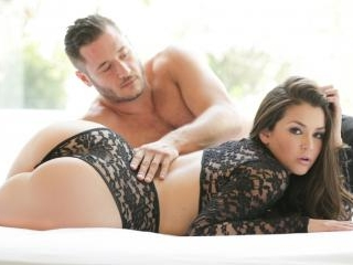 Allie Haze and Danny Mountain in Lush