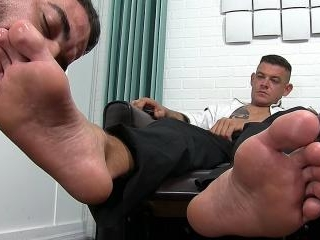 Bros & Toes - Jace and Ricky - Jace
