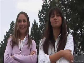 Bobbi and Samantha