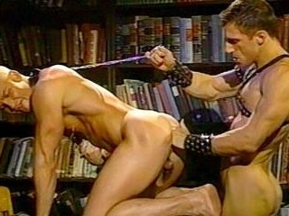 Sleeping Library Student Dominated & Fucked - Case
