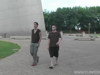 John, Elliot,, Kyle