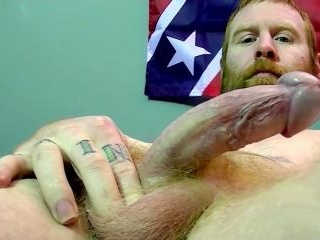 Amateur Str8 Redhead Blown - Chris