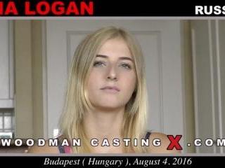 Aria Logan casting