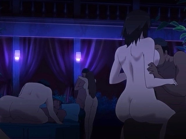Anime movie sex scenes #6