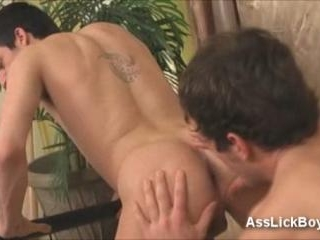 Ass Lick Boys - Jarett and Tyler