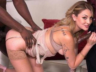 Blacks On Blondes - Charlotte Sins
