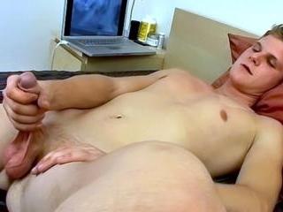 Hot Boy Jizz With Caleb - Caleb