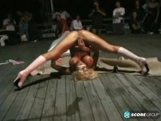 Angel Eyes,  Brittany Andrews and  Busty Dusty on