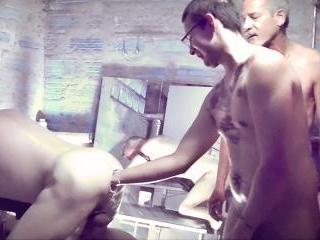 Seth Tyler & Kendoll Mace Get Caught - Seth Tyler