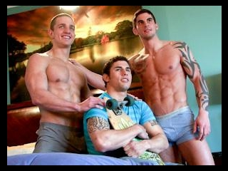On The Set - Marcus Mojo, Tyler Torro & Jimmy Clay