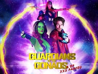 Guardians of The Gonads: A DP XXX Parody
