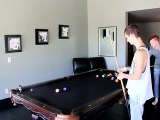 Pool Cues And Balls At The Ready - Elijah Young, J
