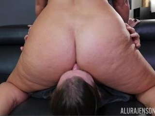 Ass worship with Alura Jenson and Conor Coxxx