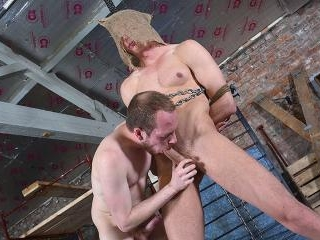 Cum Draining Flogging Session - Billy Rock & Sean