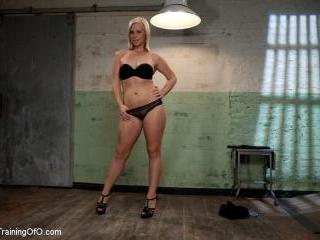 The Training of Tara Lynn Foxx, Day One