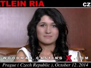 Katlein Ria casting