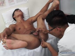 Dr. Argie & Jacob - Anal Penetration Play